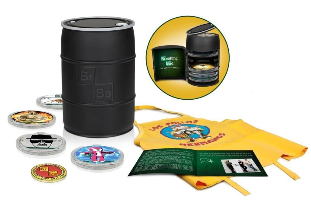 BBad Barrel Set