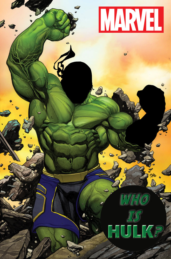 Who is the Hulk 1