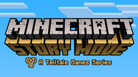 Minecraft: Story Mode - logo
