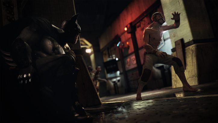 Batman: Return to Arkham - Stealth