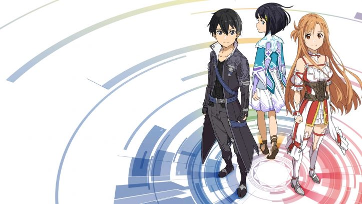 Sword Art Online: Hollow Realization - main characters