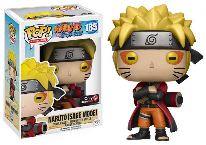 Naruto Sage Pop
