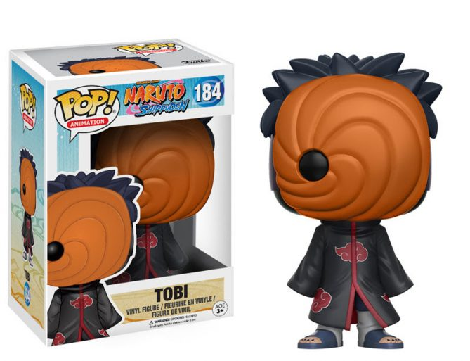 Naruto Tobi Pop