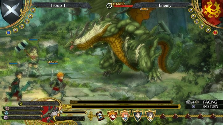 31 Days of Gaming - Grand Kingdom battle