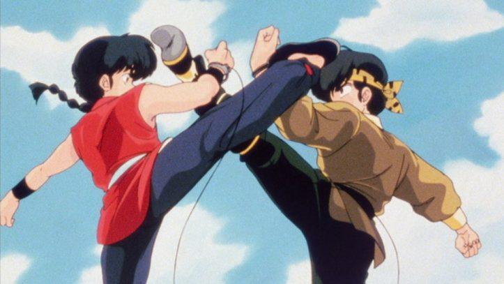 31 Days of Anime - Ranma 02