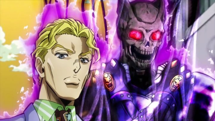 31 Days of Anime - Killer Queen