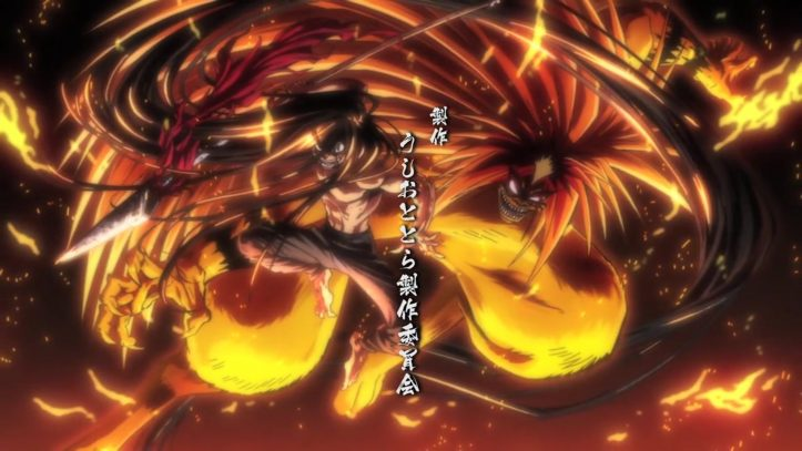 31 Days of Anime - Ushio to Tora 02
