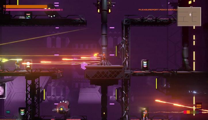 31 Days of Gaming - Headlander 02