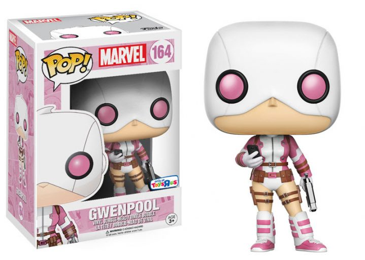 Gwenpool Pop2 TRU Exclusive