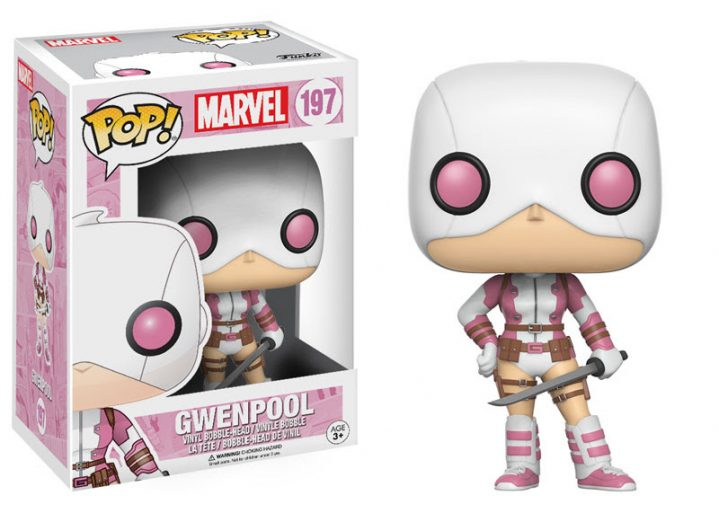Gwenpool Pop1