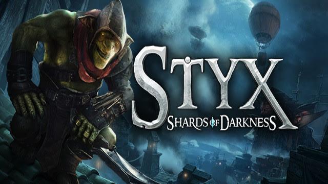 Styx: Shards of Darkness - logo