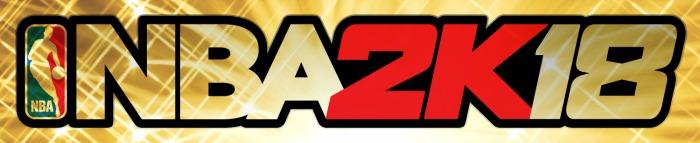 NBA 2K18 Logo SM
