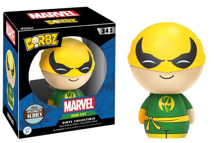 Iron Fist Dorbz