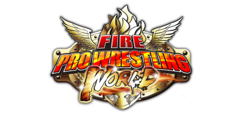 Fire Pro Wrestling World - logo