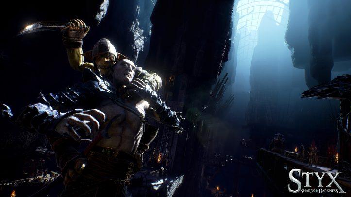 Styx: Shards of Darkness - stealth kill