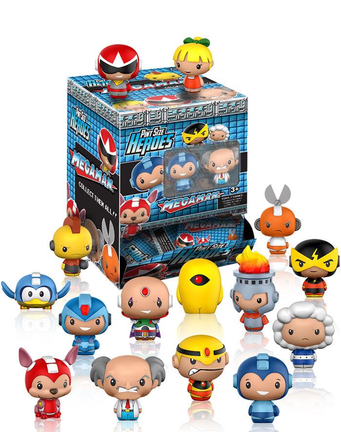 Funko Pint Sized Heroes Megaman