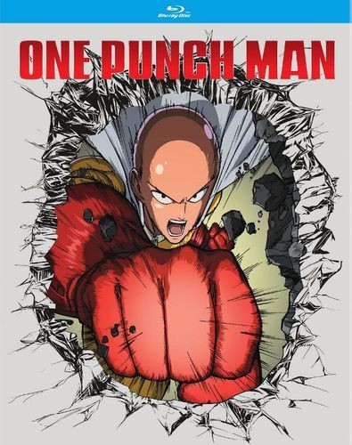 One Punch Man - season 1 blu-ray