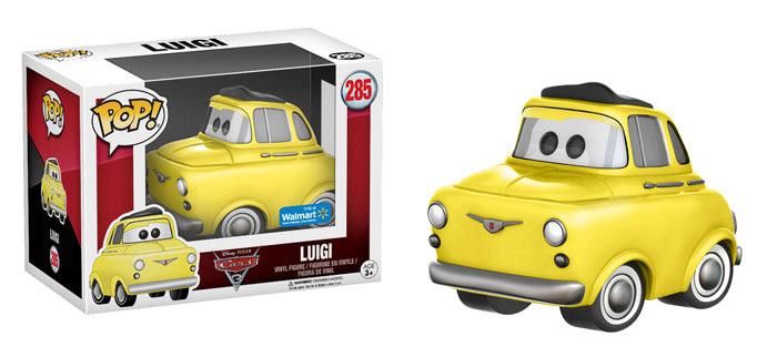 Pop Cars 3 Luigi