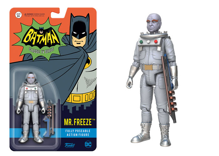 Funko Batman 66 Mr. Freeze
