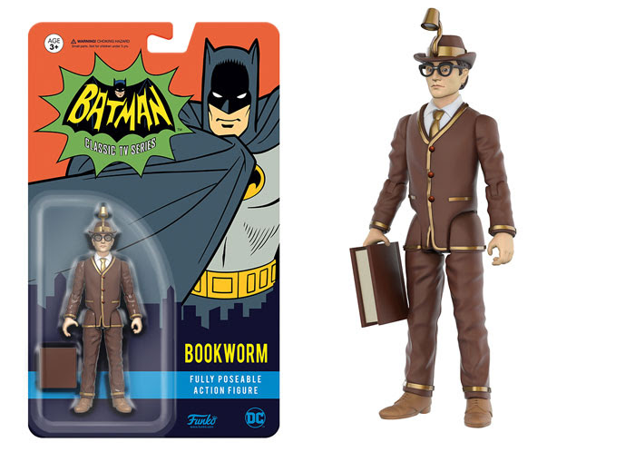 Funko Batman 66 Bookworm