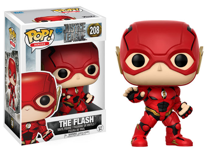Funko Justice League Flash