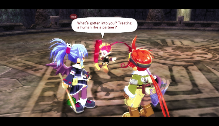 Zwei: The Ilvard Insurrection - cut scene