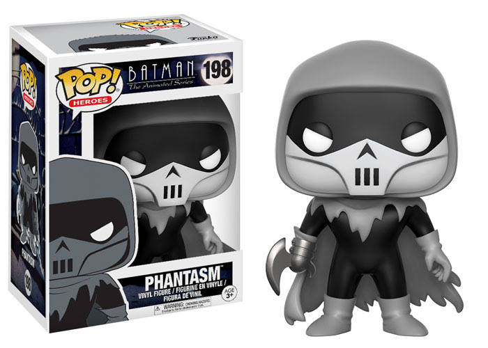 Funko Batman TAS Phantasm