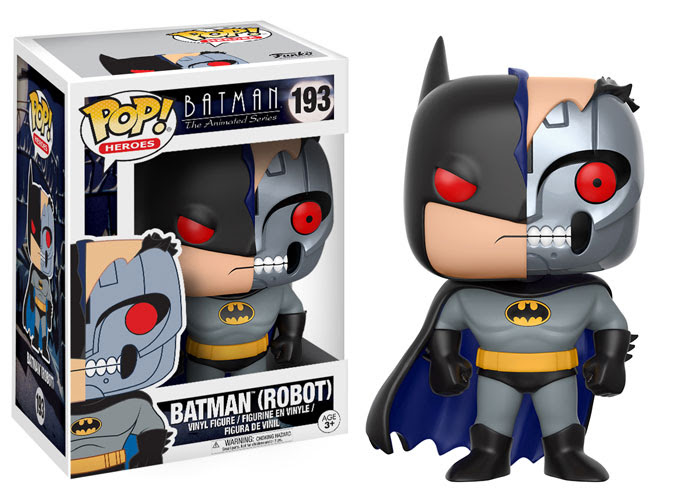 Funko Batman TAS Robot Batman