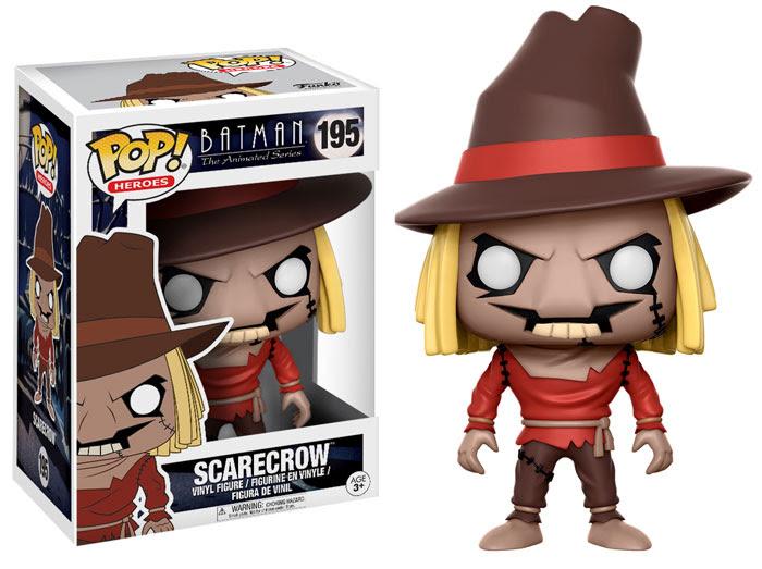 Funko Batman TAS Scarecrow