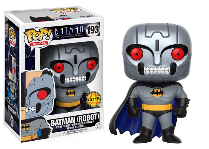 Funko Batman TAS Robot Batman Chase