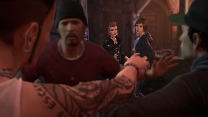 Life is Strange: Before the Storm - unruly