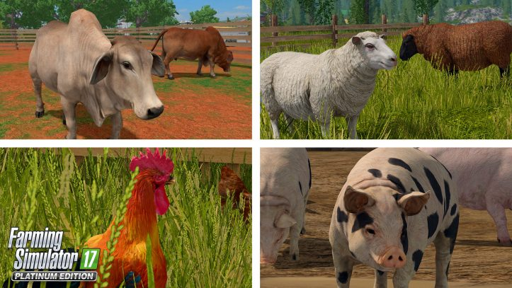 Farming Simulator 17 Platinum Edition - 03