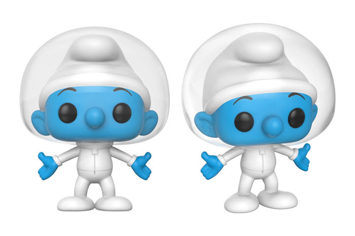 Funko Dreamy Smurf