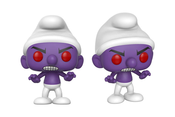 Funko Purple Smurf