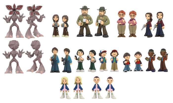 Funko Stranger Things Mystery Minis 1