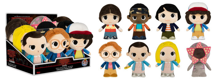 Funko Stranger Things Plushies