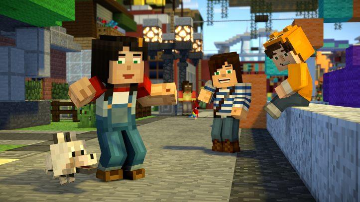 Minecraft: Story Mode - Stampy Stacy