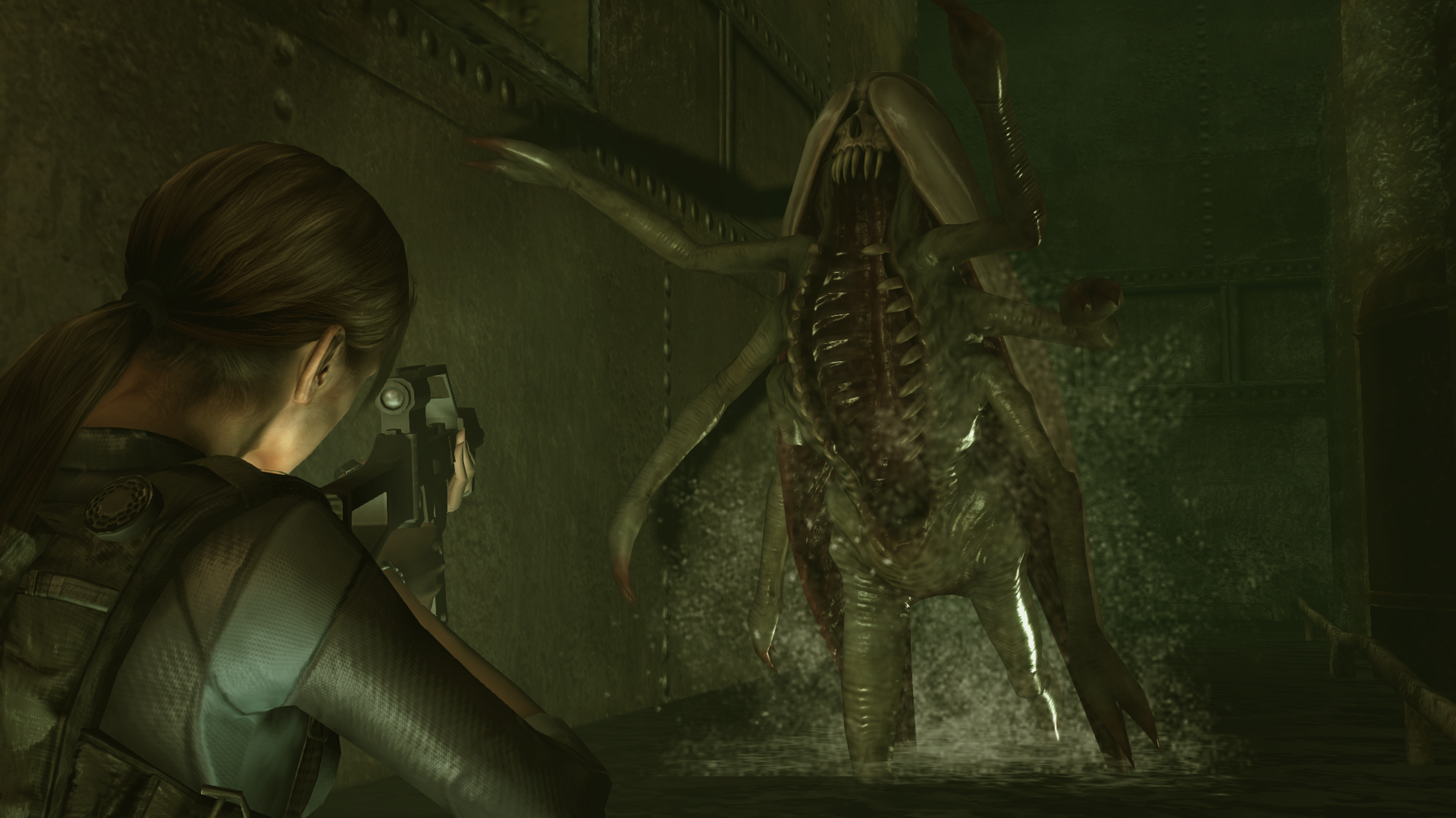 Resident Evil Revelations - nope