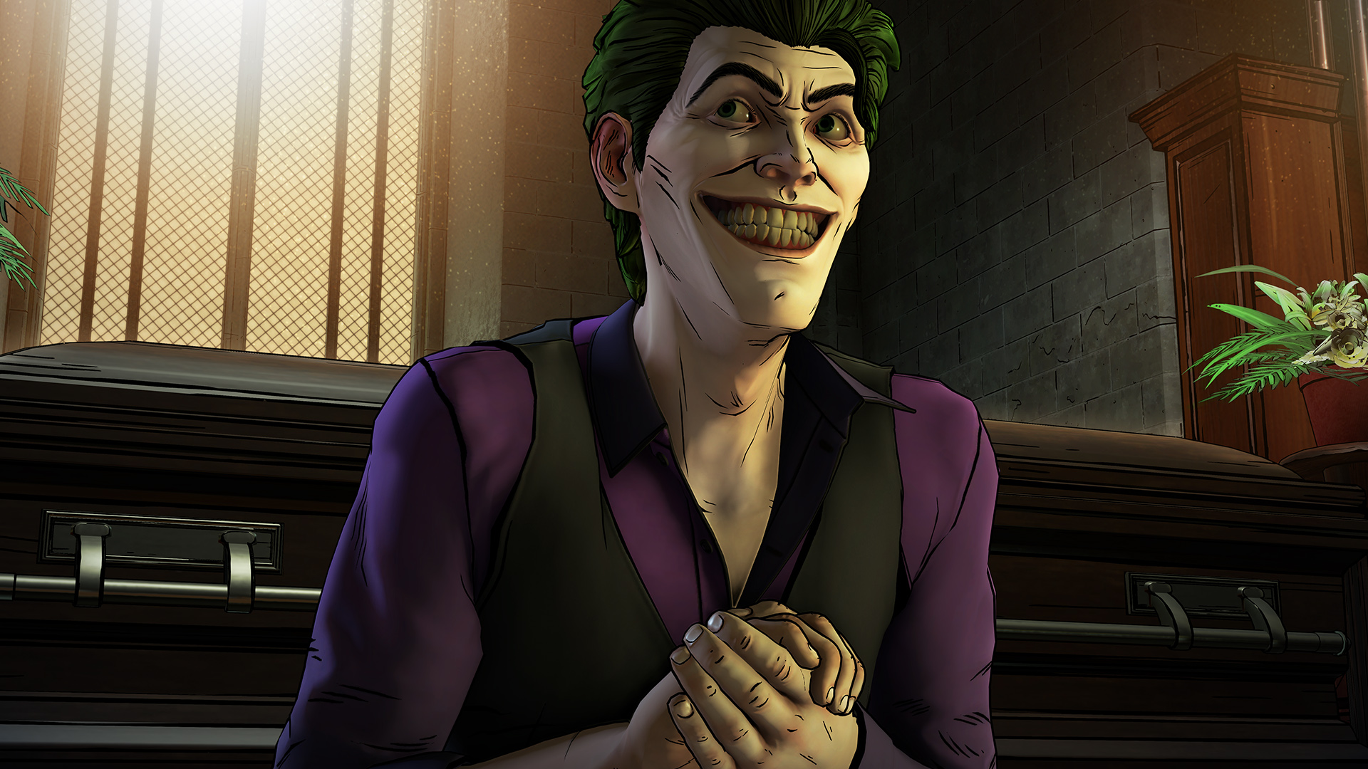 Batman: The Enemy Within - The Joker