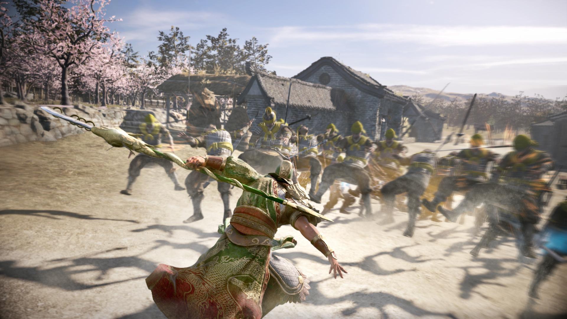 Dynasty Warriors 9 - 14