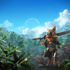 Biomutant - key art