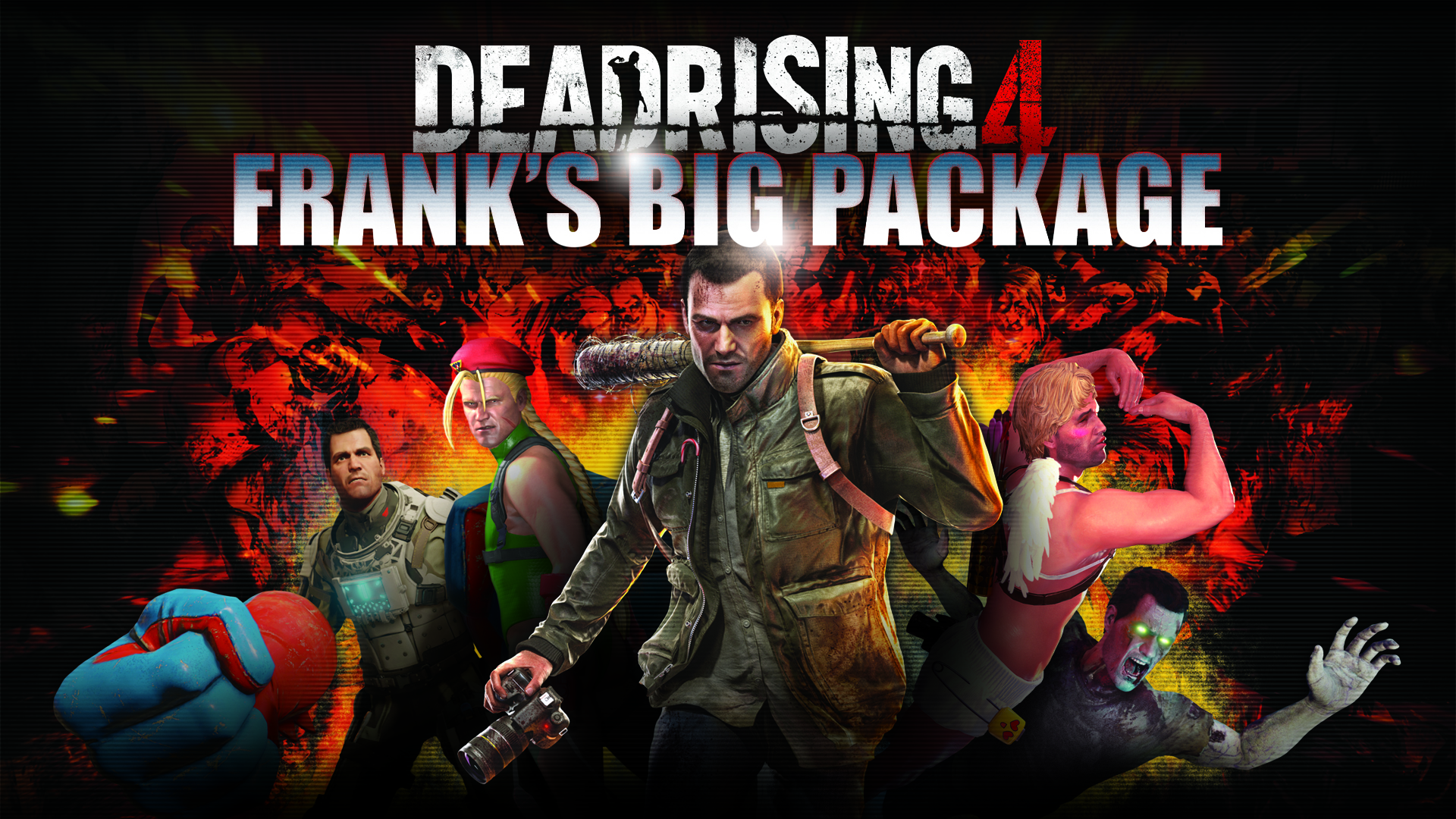 Dead Rising 4: Frank's Big Package - key art
