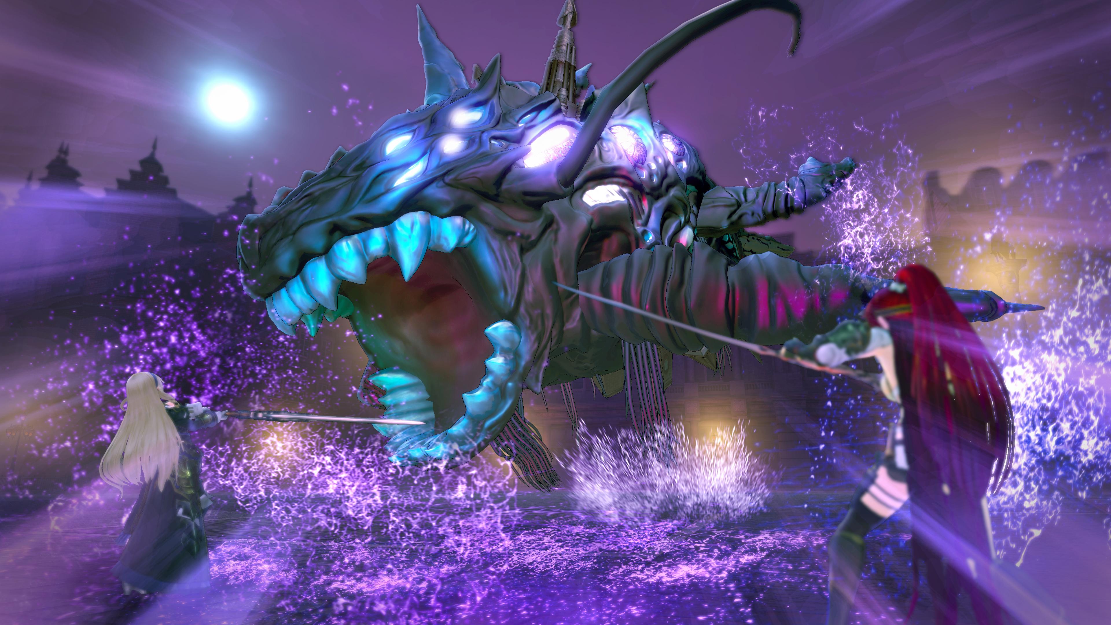 Nights of Azure 2: Bride of the New Moon - Joe