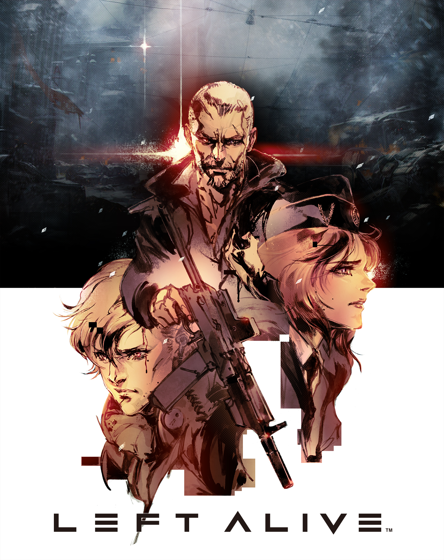 Left Alive - key art