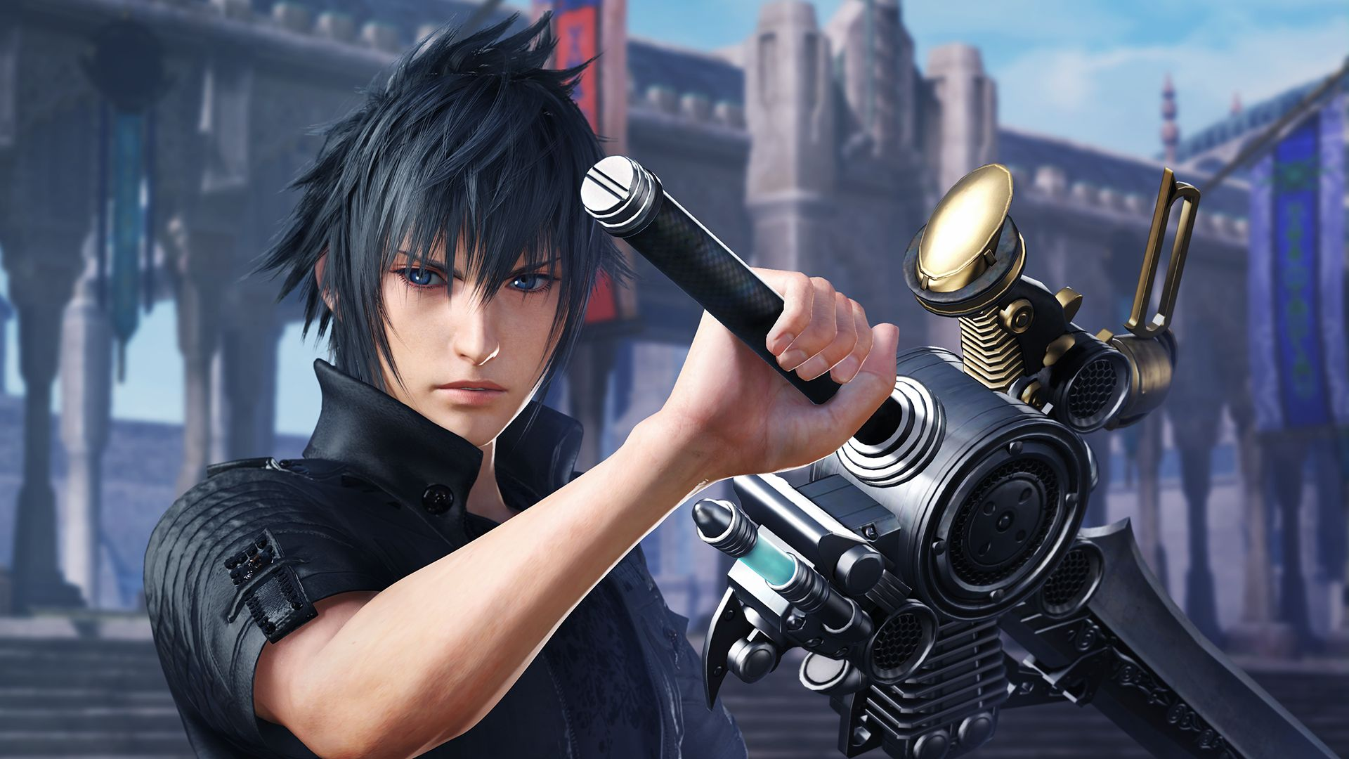 Dissida Final Fantasy NT - Noctis