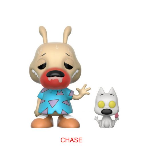 Funko Nicktoons S2 9 Rocko Chase