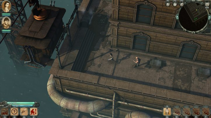 Empyre: Lords of the Sea Gates Environment 2