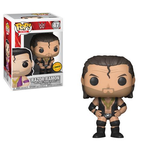 Funko WWE Wave 6 Razor Chase