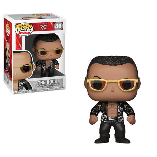 Funko WWE Wave 6 The Rock
