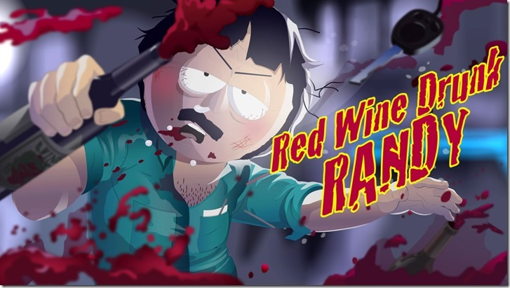 South Park: The Fractured But Whole - Drunk Randy